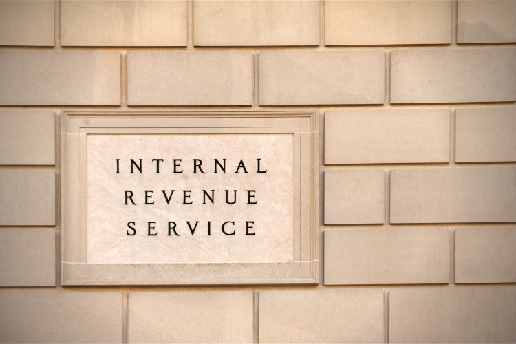 internal revenue service building foundation