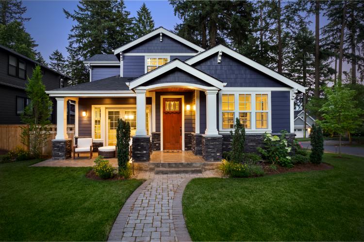 Photo of home exterior