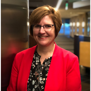 Photo of Angela Moloney, Benefits Account Manager